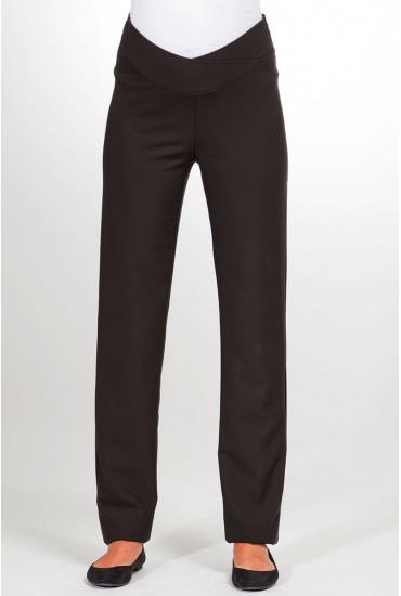Pantalon grossesse ceinture croisée