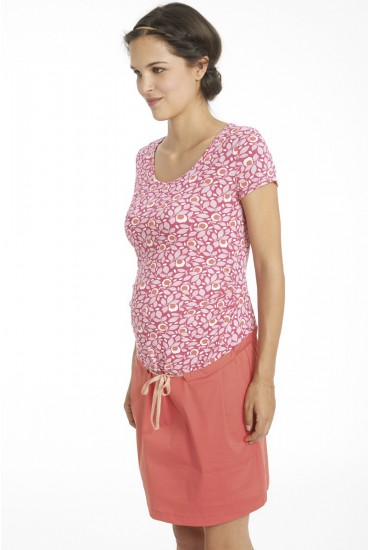 robe de grossesse bi matière