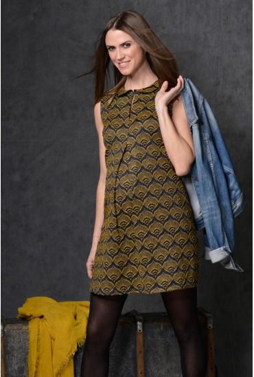 robe grossesse chasuble habillée
