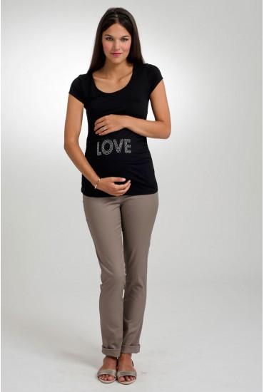Pantalon grossesse coupe jean strech