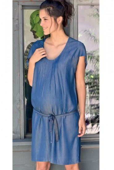 robe courte grossesse jean