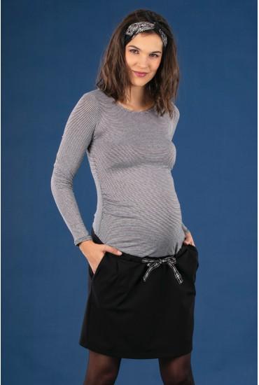 Robe grossesse bimatière