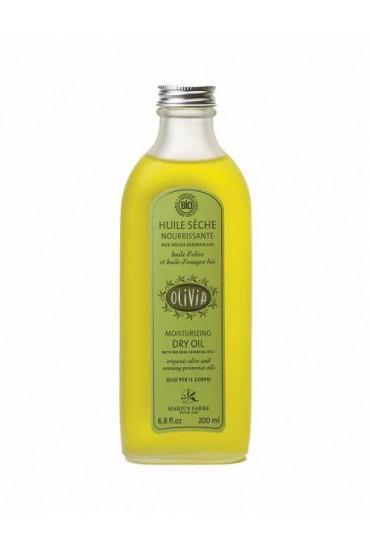 Huile sèche d'olive et d'onagre, certifiée bio 230gr