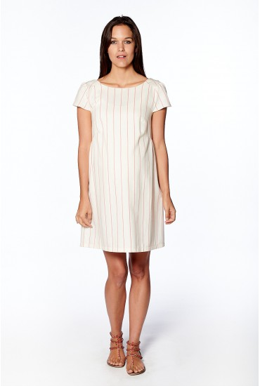 robe de grossesse decolleté dos tennis