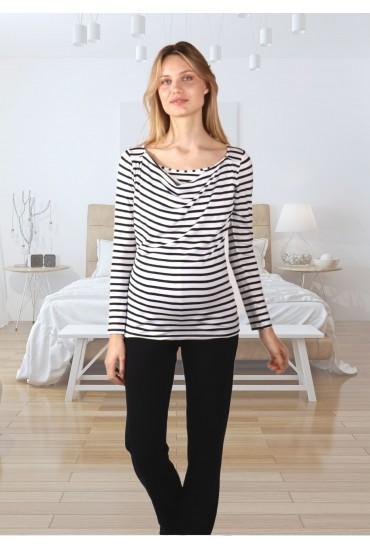 Pyjama grossesse et allaitement PRISCA