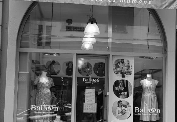Boutique de vêtements de grossesse à Lyon