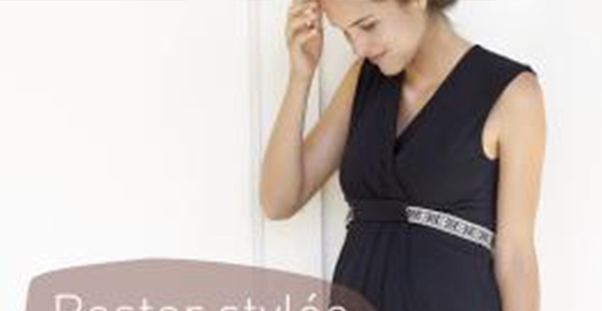 Rester stylée pendant sa grossesse, c'est possible