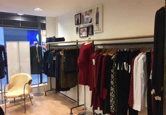 Boutique de vêtements de grossesse à Paris